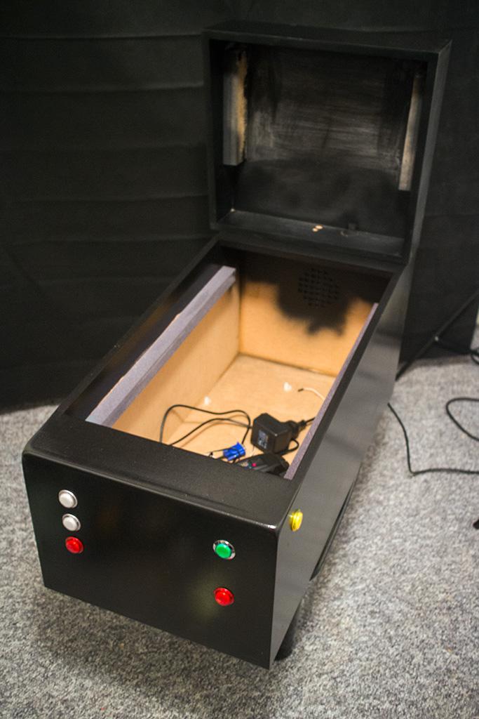 HyperPin Cabinet! – 10 GOTO 10